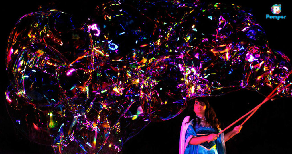 Espectáculo Nocturno Pomper 7