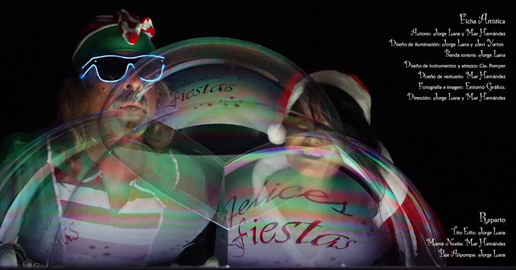 Espectáculo Navideño de Burbujas Mágicas Pomper 5