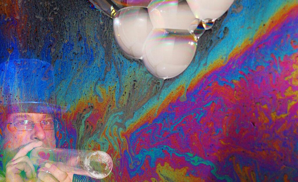 Willy Pomper El mago de las burbujas