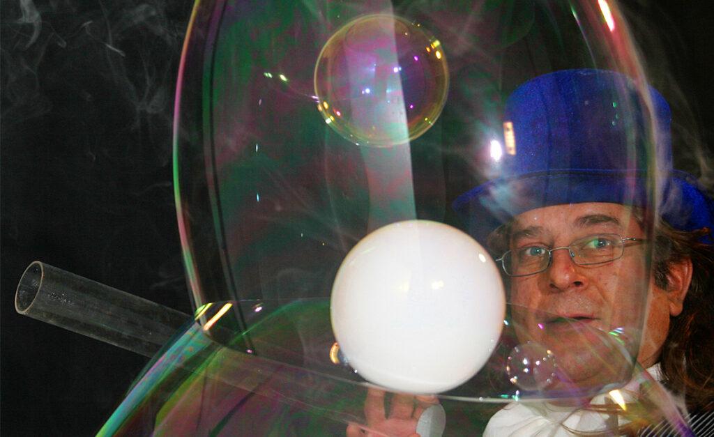 Willy Pomper El mago de las pompas de jabón 285