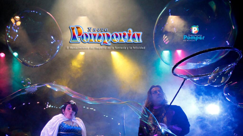 Espectáculo Nueva Pomperia 9