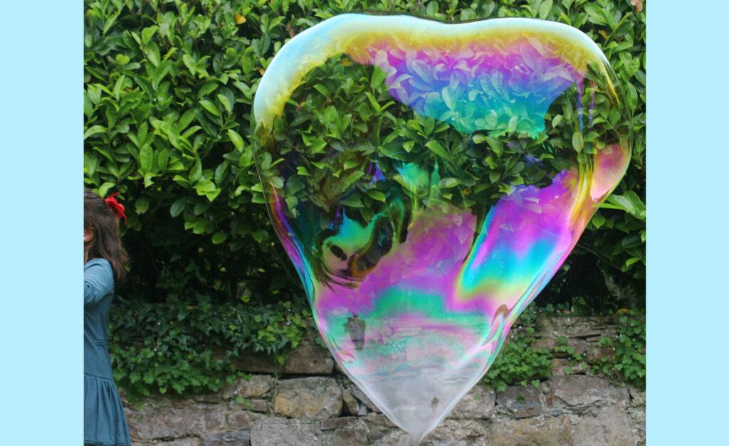 Corazón de jabón